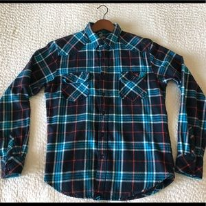 Billabong Flannel size Small